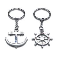 çift zincirler sevgililer günü toptan satış-10 Pairs Araba Anahtarlık Anahtar Çift Anahtarlık Anahtarlık Anahtarlık Lover Hediye Metal sevgililer Günü Yaratıcı Hediye