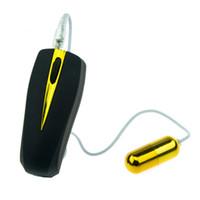 Wholesale Mini Bullet Vibration - Mini Bullet Vibrator Egg vibrators G spot Vibrator Powerful Sex Toys For Women Multi- speed vibration