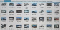 Wholesale Mercedes C3 - 2017 New Released MB Star C3 Software with Xentry EPC 2015.7 HDD mb sd c3 hdd software for Mercedes Benz free shipping