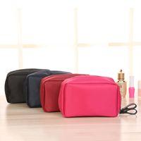 Wholesale Handbag Japan Wholesale - more Inside pocket wash bag convenience handbag portative multifunction travel storage trueran PU multicolor hot sell