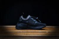 Wholesale Cheap Toe Shoes For Sale - the 2017 Originals Cheap Wholesale New NMD Runner PK Primeknit R1 Online For Sale kids Discount Fashion Sport Shoes