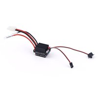 Wholesale In Stock V A RC Ship Boat R C Hobby Brushed Motor Speed Controller ESC