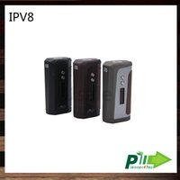 Wholesale Cell Chips - Pioneer4you IPV8 230W TC Mod With YiHi SX330-f8 Chip Dual 18650 Cell Temperature Control Box Mod 100% Original