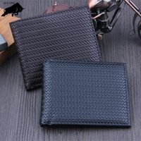 Wholesale Receipt Organizer - ZYD-COOL Men Wallets Famous Brand Mens Wallet Male Purse Card Cash Receipt Holder Organizer Bifold Wallet Purse Pocket