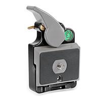 placa de montaje de liberación rápida al por mayor-Abrazadera de placa QR de liberación rápida de 1/4