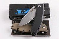 katlanır bıçaklar zt toptan satış-ZT 0562 2016 NEWER ZT Katlanır bıçak Sıfır Tolerans 0562 G10 Yüksek Kalite ZT Katlanır Bıçak hediye bıçaklar EDC araçları 1 adet freeshipping