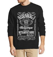 Wholesale Breaking Bad Hoodies - Wholesale-Breaking Bad Heisenberg men sweatshirt 2016 autumn winter style fashion casual men hoodies fleece plus size high quality hooded