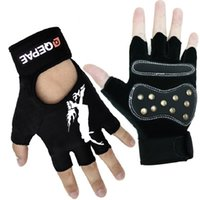 outdoor ice skating - Pro Cycling Bicycle Gloves Flexiable Full Finger Gloves for Outdoor ice skating gants Mtb anti slip Breathable Sport Gloves