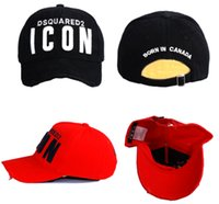 Wholesale Oem Hats - original ICON oem quality Four seasons leisure letter hat Baseball cap caps cotton outdoor hats