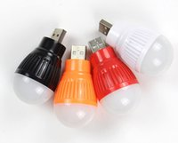 Wholesale China Emergency Light - 5Pcs Lot USB LED Bulb USB Powered Emergency Light Lamp for Mobile Power Bank and USB Sockets