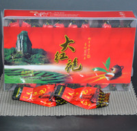 Wholesale Hong Sales - [mcgretea]sale 2017 250g The big red robe of fine varieties of Chinese Da Hong Pao oolong tea health care of the original gift free shipping