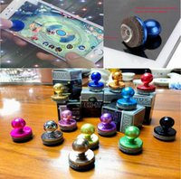helicóptero rc piezas hoja al por mayor-250pcs Joystick-IT mini Mobile fling joystick Arcade Game Stick Controller para iPad Android Tablets PC