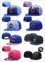 Wholesale Cheap Baseball Beanies - 2017 Champion Sport KNIT MLB CHICAGO CUBS Baseball Club Beanies Snapback Hat Rizzo Caps Popular Beanie Wholesale Hats Cheap Gift Present