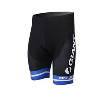 Wholesale Mtb Shorts Giant - 2017 Giant Pro Cycling shorts Roupa Ciclismo Summer Breathable Racing Bicycle Clothing Quick-Dry Lycra GEL Pad Race MTB Bike Bib Pants