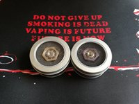 Wholesale atomizer parts - VAPE SPINNER Finger Spinner Fidget Toy Torqbar Atomizer Box Mod Parts 510 Thread Connector Extender 4 colors fit RDA RTA Tank