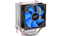 Wholesale Cpu Fan Quiet - Wholesale- Single Fan CPU Quiet Cooler Heatsink For Intel LGA775 1156 AMD