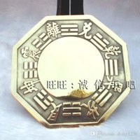 Metal blossom bucket - Kaihua of the coal blossom gong shiny copper gossip mirror lined large cm
