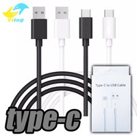 Wholesale Usb Male - Wtih Retail Package USB Type C Cable, Male Data Sync type-c Cable Apple New Macbook 12 Inch, for samsung s8 , Google Chrome Pixel