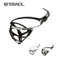 Wholesale Water Bike Sale - TMAEX- Hot Sales Full Carbon Fibre Bottle Cage Bottle Holder With Package Bicycle Accessories Matte Bike Parts 18g