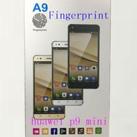 Wholesale Chinese Smartphone Copies - new Huawei P9 mini 64bit MTK 6592 octa core phone 4g lte smartphone Android 5.0 3gb ram 5.0 inch goophone P9 COPY