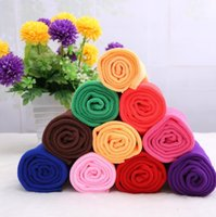 Wholesale Disposable Hair Towels - 30*30cm microfiber towel drying absorbent towel largeadult sports swimming cleaning supplies beach bathroom towel