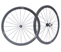 Wholesale Bicycle Parts Hubs - 2017 FCFB 100% Toray 700 carbon fiber road bicycle wheels 38 23 racing carbon wheels with superlight Fastace hub cycling parts