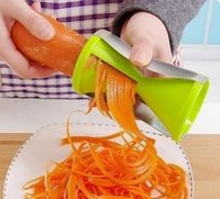 Wholesale Twister Cutter Kitchen Tools - Vegetable Spiral Slicer Cutter Spirelli Kitchen Tool Spiralizer Twister Grater