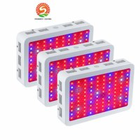 Wholesale High Power Grow Lights - High Power 600W 800W 1000W Double Chip Full Spectrum LED Grow Light Panel Kit For Greenhouse Plant Veg AC 85-265V