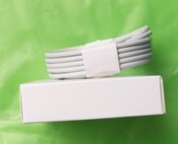 Wholesale white aluminum foil - 2m 6ft OD:3.0mm AAAA Quality USB Data Charger USB Cable With aluminum foil CABLE with retail box