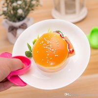 Wholesale Heat Finger - 1 pcs Colorful Dishes Silicone Gloves Oven Heat Insulated Finger Gloves home kitch Cooking Microwave Non-slip Gripper Pot Holder