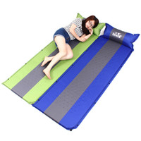Wholesale Inflatable Store - Automatic Inflatable Pad Easy to store sealed solid Beautiful more practical comfortable 3cm memory sponge moisture-proof splicing 2527037