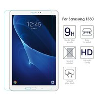 Wholesale Screen Protector Ipad3 - 9H Tempered Glass Screen Protector Film Guard For Samsung GALAXY Tab A 10.1 T250 T580 T350 T550 S2 T715 T815 P580 with S Pen E T377 T560