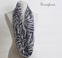 Großhandel-Silk Plaid Paisley Schal Damen Neue Mode 2016 Babyborn Wrap Schal Ring Winter Zebra Print Striped Schals Girls Hijab