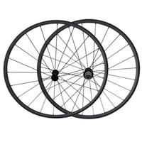 Wholesale 24mm Carbon Tubular - Ceramic bearing hub Powerway R13 24mm Clincher  Tubular carbon bike road wheels