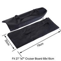 "Wholesale Wholesale Cruiser Boards - Wholesale- Cruiser Skateboard Carry Bag Backpack Carrier for 27"" Cruiser Board"