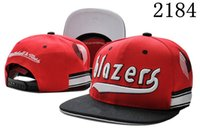 Ball Cap blazers hats - Portland new Adjustable Blazers price Snapback Hat Thousands Snap Back Hat Basketball Cheap Hat Adjustable men women Baseball Cap