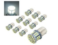 Wholesale Car Interior Led Bulbs - Car led 1157 Turn Signal lights LED Bulbs For Car Brake Lights Interior Rear Extremely Bright Day Time Running Light White