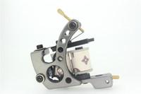 Wholesale Tattoo Gun Coils For Sale - Hot Sale Alloy Tattoo Machine Tattoo Guns Supply For Liner & Shader Low Heat Tattoo Guns 10 Coils