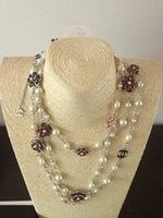Wholesale Pearl Strands Wedding - Ms. Pearl Necklace