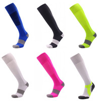 Wholesale cotton football socks for sale - Stockings Sports Socks Anti Skid Football Sock Towel At The End Stocking Arbitrary Nap Universal Comfortable ms