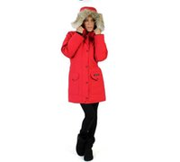 Wholesale Sweden Canada Parka - Canada Women down coats Goose Women Expedition Parka Black Sweden Norway women down jacket