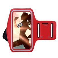 braçadeira de esportes para celulares venda por atacado-Braçadeiras do telefone móvel para iphone 8 plus ginásio correndo esporte arm band para iphone 6 plus 6 s plus 7 plus braçadeira ajustável case para iphone x