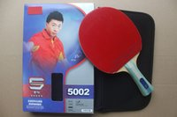 Wholesale Finished Wood Products - 2017 NEW 6006 5006 Table tennis rackets . 6 STARS . finished product Table tennis racquet