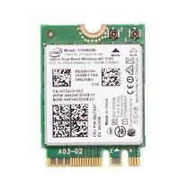 Wholesale Intel Thinkpad - Wholesale- New For IBM Thinkpad Intel Dual Band Wireless-AC 3165 3165NGW 433Mbps 802.11ac Wifi Bluetooth BT 4.0 FRU:00JT497 NGFF M.2 Card