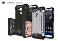 Wholesale Ballistic Covers - Hybrid Armor Aluminum TPU PC Hard Case For Huawei P8 P9 Lite Mate 8 Xiaomi 6 Mi6 5 M5 Mi5 5S Plus Camo Ballistic ShockProof Skin Phone Cover