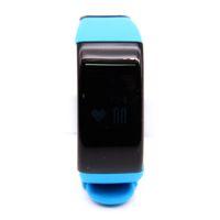 sport armband armbanduhr großhandel-Pulsuhr Smart Watch X16 Handgelenkband Sport Fitness Schlaf Tracking IP67 Wasserdicht Armband Armband Smartband Smartwatches