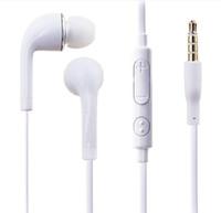 telefones s4 venda por atacado-3.5mm in-ear fones de ouvido j5 fone de ouvido estéreo fone de ouvido com microfone e controle de volume fones de ouvido para samsung galaxy s4 s5 s6 borda para o telefone android