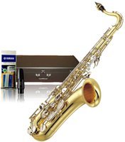 Wholesale bb tenor saxophone - Brand New Japan YTS Tenor Saxophone With Case