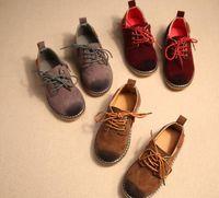 Wholesale Kids Designer Shoes Wholesale - Kids New Fashion Designer Children Shoes PU Leather Casual Child Boys Girls Shoes.