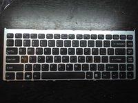 teclado genuino al por mayor-Para Sony Vaio VGN-FW Series Genuine Keyboard 148084122 VGN-FW510F Replacement